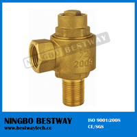 China Gunmetal Thread Brass Ferrule Valve (BW-F03)