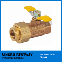 Two Piece Full Port 600wog Bronze Valve (BW-Q17)