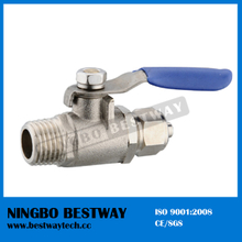 China Light Gas Shut off Ball Valve (BW-B142)