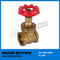 Nrs Threaded Steam Brass Gate Valves Dimensions (BW-G07)