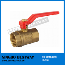 Brass 2 Inch Ball Valve with Iron Handle